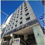 銀座日航ホテル:外観
