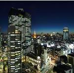 三井ガーデンホテル銀座プレミア:外観(夜)