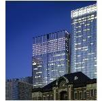 シャングリ・ラ ホテル 東京:外観(夜)