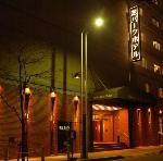 芝パークホテル:外観(夜)