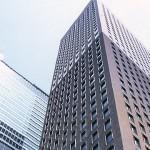 ロイヤルパークホテル ザ 汐留(旧 ロイヤルパーク汐留タワー):外観