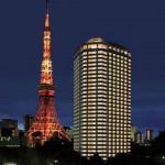 ザ・プリンス パークタワー東京:外観(夜)