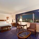 ウェスティンホテル東京:ダブルルーム例