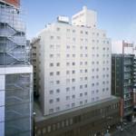 渋谷東急イン:ホテル外観