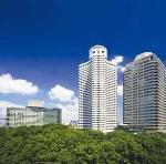 ニューオータニ東京(ガーデンタワー):外観