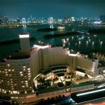 ホテル日航東京:ホテル外観