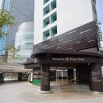 品川プリンスホテル(Nタワー):外観