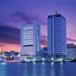 ベイサイドホテル アジュール竹芝:ホテル外観