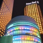 品川プリンスホテル(アネックスタワー):外観