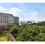 ホテル椿山荘東京:外観