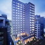 庭のホテル 東京:外観