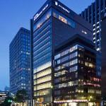 ホテル龍名館東京:外観