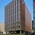 ホテルユニゾ渋谷:ホテル外観