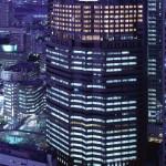 ストリングスホテル東京インターコンチネンタル:外観
