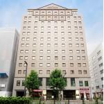 ウィングインターナショナルプレミアム東京四谷(旧 JALシティー東京四谷):外観