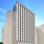 ホテルユニゾ銀座七丁目:外観